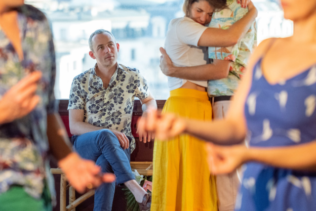 Le Grand Dancing de Virginie Schell et Julien Basler, crédit Laurent Nicolas