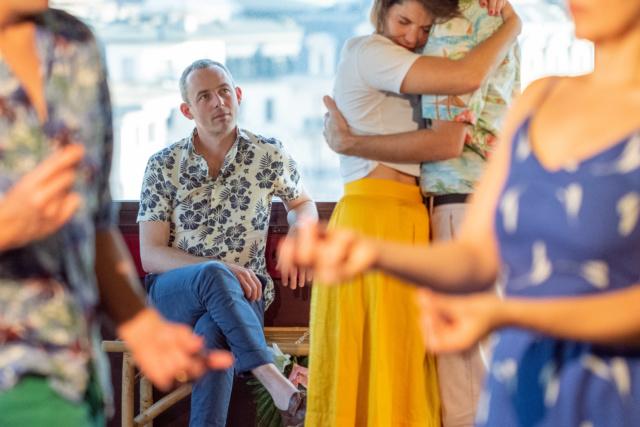 Le Grand Dancing de Julien Basler et Virginie Schell, crédit Laurent Nicolas