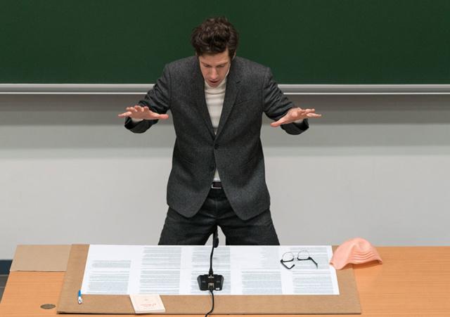 Photo du spectacle Désordre du discours, © Marc Domage