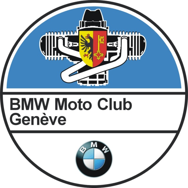 logo BMW moto club Genève