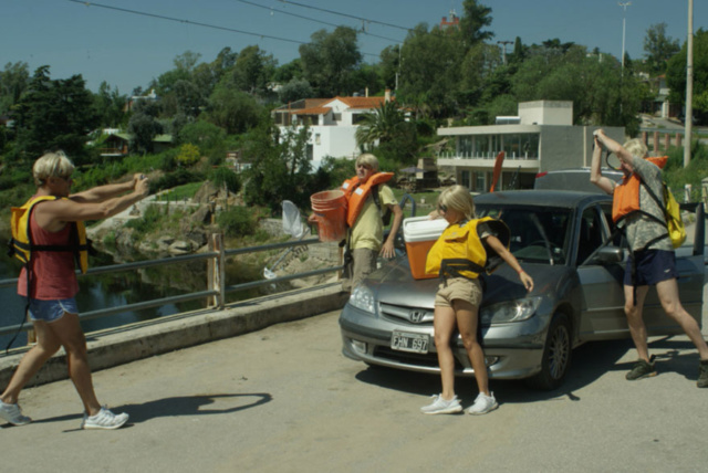 Image tirée du film Un Dia De Caza, de Grupo Krapp et Alejo Moguillansky